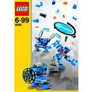 LEGO Robobots Set 4099 Instructions