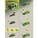 LEGO Rod Rider Set 8302 Instructions