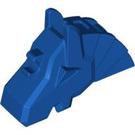 LEGO Horse Battle Helmet (Angular) (44557 / 48492)