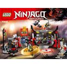 LEGO S.O.G. Headquarters Set 70640 Instructions