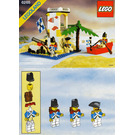 LEGO Sabre Island Set 6265 Instructions