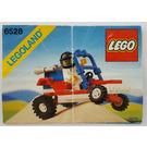 LEGO Sand Storm Racer Set 6528 Instructions