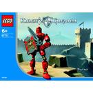 LEGO Santis Set 8773 Instructions