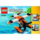 LEGO Sea Plane Set 31028 Instructions