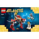 LEGO Seabed Strider Set 7977 Instructions