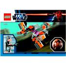LEGO Sebulba's Podracer & Tatooine Set 9675 Instructions