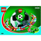 LEGO Shoot 'N Save Set 3422-1 Instructions