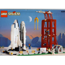 LEGO Shuttle Launch Pad Set 6339 Instructions