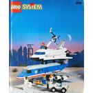 LEGO Shuttle Transcon 2 Set 6544 Instructions