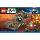 LEGO Sith Nightspeeder Set 7957 Instructions