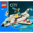 LEGO Space Shuttle Set 3367 Instructions