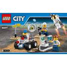 LEGO Space Starter Set 60077 Instructions