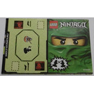 LEGO Spinner ring Set 4659612 Instructions
