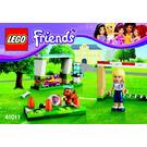 LEGO Stephanie's Soccer Practice Set 41011 Instructions