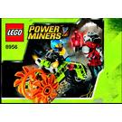 LEGO Stone Chopper Set 8956 Instructions