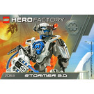 LEGO Stormer 2.0 Set 2063 Instructions