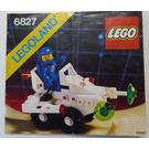 LEGO Strata Scooter Set 6827 Instructions