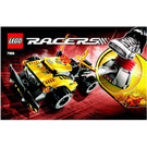 LEGO Strong Set 7968 Instructions