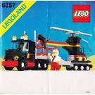 LEGO Stunt 'Copter N' Truck Set 6357