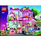 LEGO Sunshine Home Set 7586 Instructions