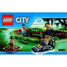 LEGO Swamp Police Starter Set 60066 Instructions