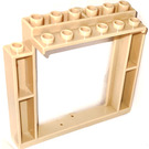 LEGO Door 2 x 8 x 6 Revolving Frame without Bottom Notches (40253)