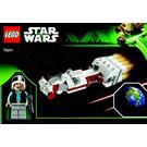 LEGO Tantive IV & Planet Alderaan Set 75011 Instructions