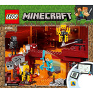 LEGO The Blaze Bridge Set 21154 Instructions