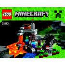 LEGO The Cave Set 21113 Instructions