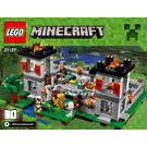 LEGO The Fortress Set 21127 Instructions