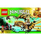 LEGO The Golden Dragon Set 70503 Instructions