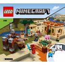 LEGO The Illager Raid Set 21160 Instructions