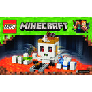 LEGO The Skull Arena Set 21145 Instructions