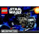 LEGO TIE Interceptor Set 75031 Instructions