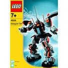 LEGO Titan XP Set 4508 Instructions