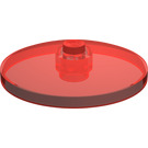 LEGO Dish 4 x 4 with Open Stud (35394)