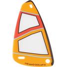 LEGO Windsurfer Sail (93383)