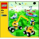 LEGO Transportation Set 4407 Instructions