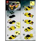 LEGO Tuner X Set 8666 Instructions