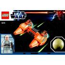 LEGO Twin-Pod Cloud Car & Bespin Set 9678 Instructions