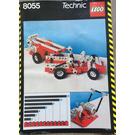 LEGO Universal Motor Set 8055 Instructions