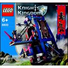 LEGO Vladek's Siege Engine Set 8800 Instructions