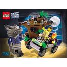 LEGO Werewolf Ambush Set 1380 Instructions