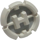 LEGO Hero Core laser Engraved H (98570)