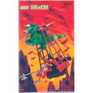 LEGO Witch's Windship Set 6037 Instructions
