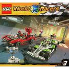 LEGO Wreckage Road Set 8898 Instructions