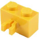 LEGO Brick 1 x 2 with Vertical Clip (Gap in Clip) (30237)