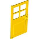 LEGO Door 1 x 4 x 6 with 4 Panes and Stud Handle (60623)