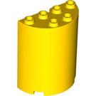 LEGO Half Cylinder 2 x 4 x 4 (6218 / 20430)