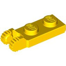 LEGO Hinge Plate 1 x 2 with Locking Fingers with Groove (44302 / 54657)